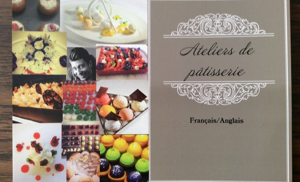 Visuel du projet L'atelier de Julien/Pastry cooking class