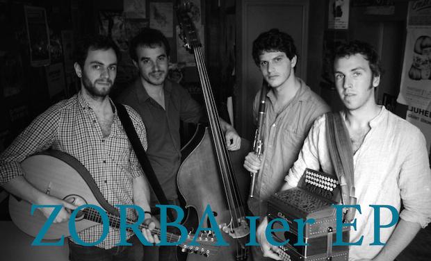 Visuel du projet Zorba Premier EP
