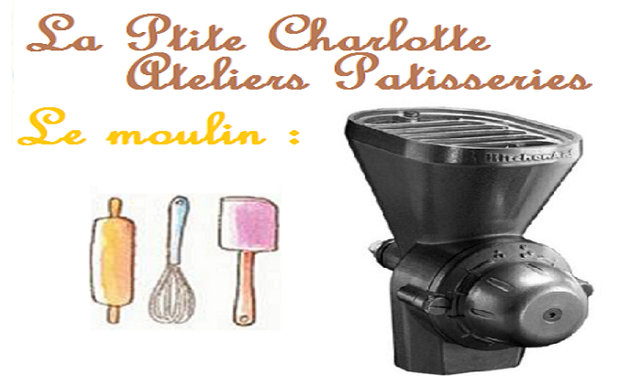 Visuel du projet Mini Moulin à farine pour Ateliers Pâtisserie pour enfants déjà 40% !