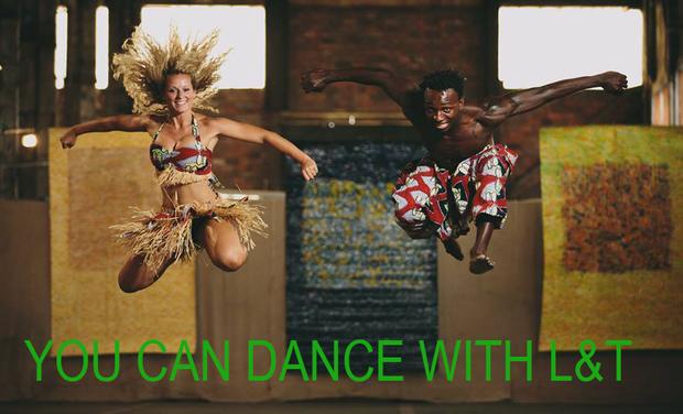 Visuel du projet You can dance with L&T !