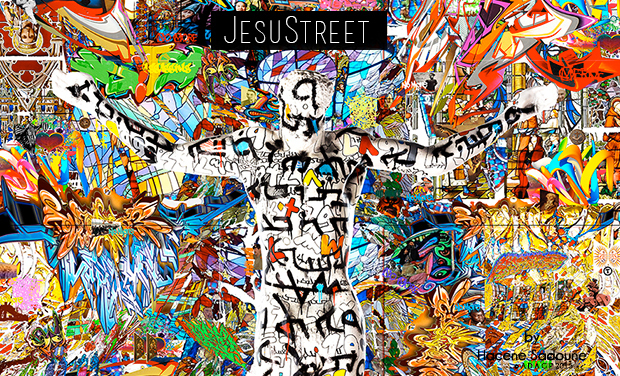 Visueel van project JesuStreet