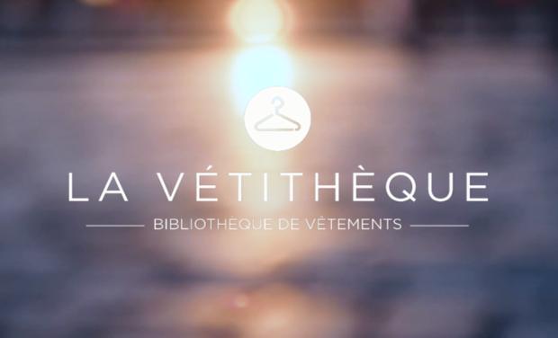 Visuel du projet La Vétithèque, bibliothèque de vêtements à Bordeaux