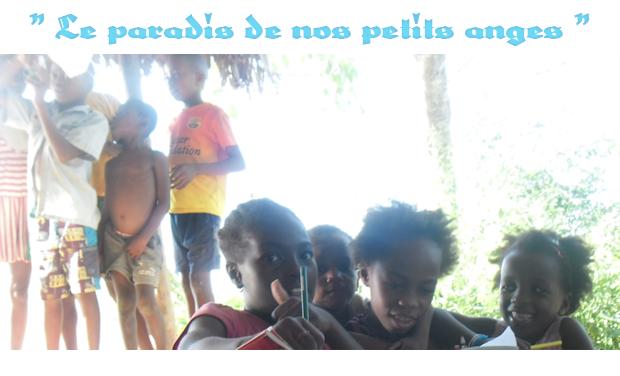 Visuel du projet Le paradis de nos petits anges