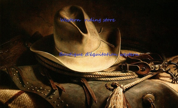 Visuel du projet Création d'une boutique Western Riding Store (87)