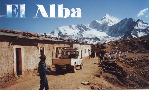 Project visual EL ALBA, LES OMBRES ERRANTES
