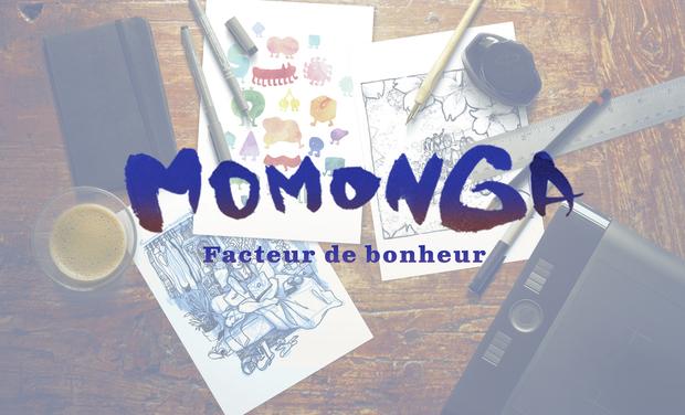 Visuel du projet Momonga - Facteur de bonheur