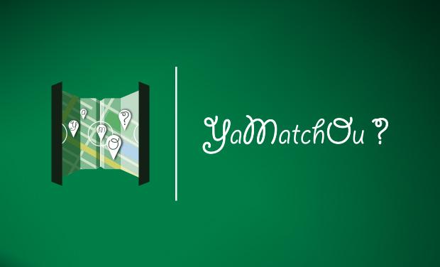 Visueel van project YaMatchOu ?