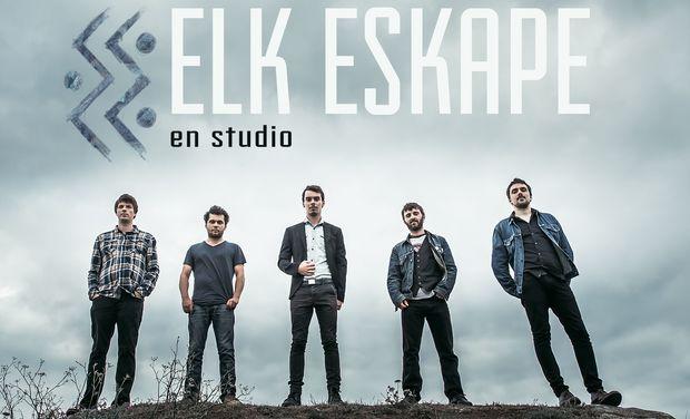 Visuel du projet ELK ESKAPE : l'album !