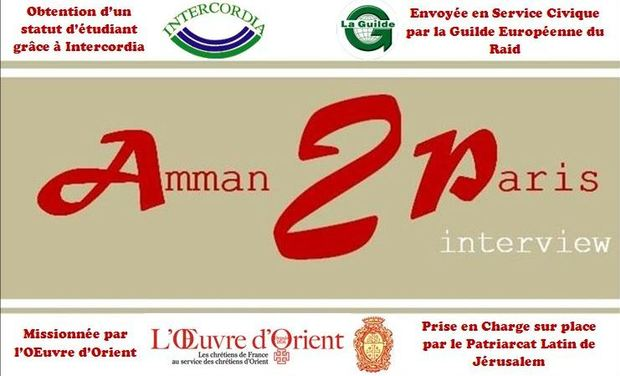 Visuel du projet Amman2Paris interview