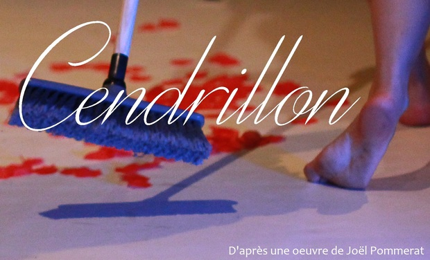 Visuel du projet Cendrillon un spectacle de la p'tite Cie