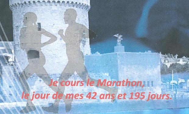 Visueel van project Je cours le Marathon le jour de mes 42 ans et 195 jours