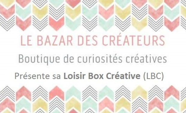 Visueel van project La box créatif du Bazar des Créateurs