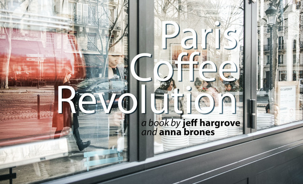 Project visual Paris Coffee Revolution - The Book