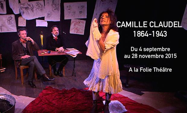 Visuel du projet Camille Claudel 1864-1943