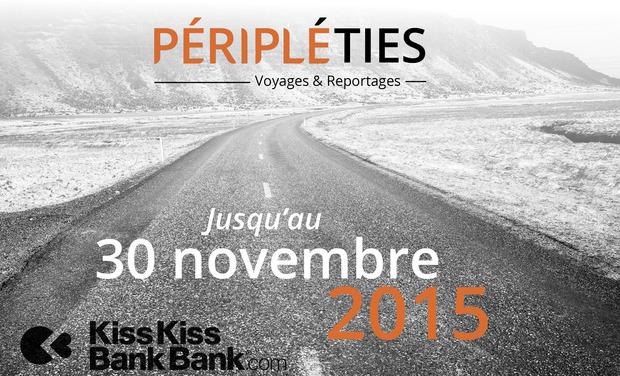Visuel du projet Péripléties : Voyages & Reportages