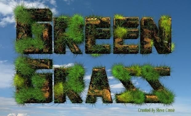 Visueel van project Green Grass (Webserie)