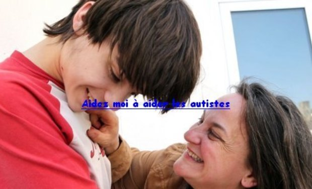 Visuel du projet Aidez moi à aider les autistes.
