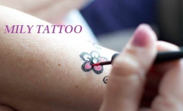 Visueel van project Mily Tattoo FMR