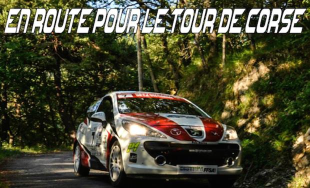 Visuel du projet Rallye Tour de Corse 2015