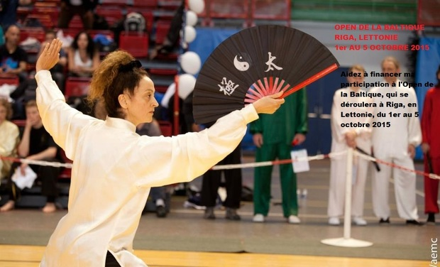 Project visual 2015 BALTIC WUSHU CHAMPIONSHIPS