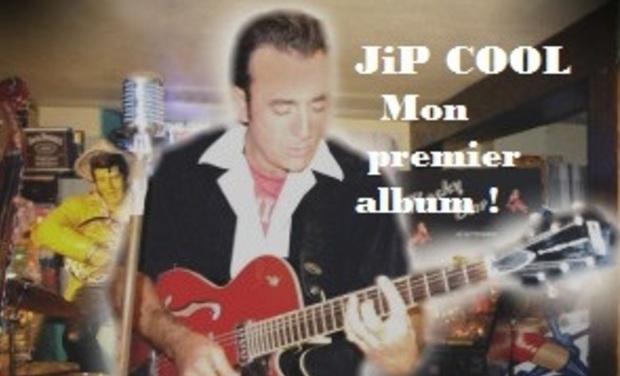 Project visual JiP COOL - Premier album - CD/12 titres !