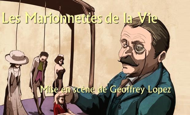 Visuel du projet Les Marionnettes de la Vie