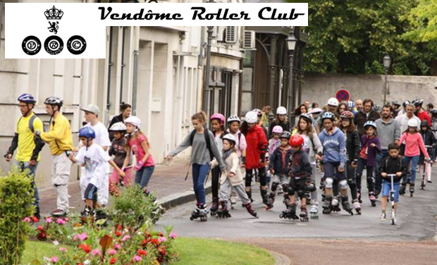 Project visual Vendôme Roller Club