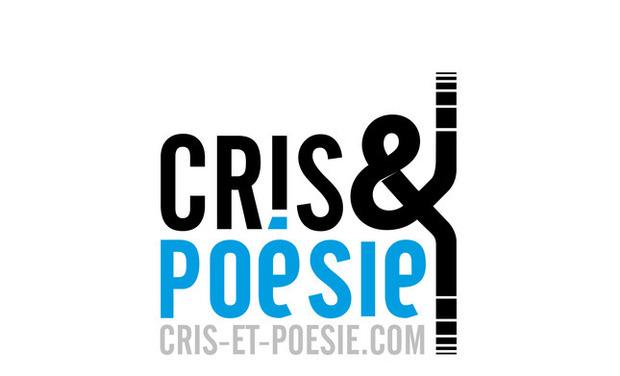 Visueel van project Cris & Poésie :: vues et revue sur le Slam