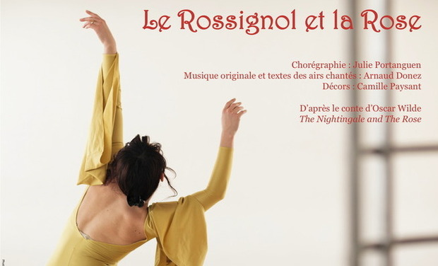 Visueel van project Le Rossignol et la Rose