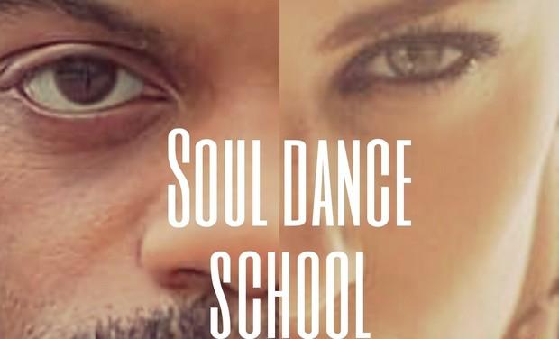 Visueel van project creation école de danse