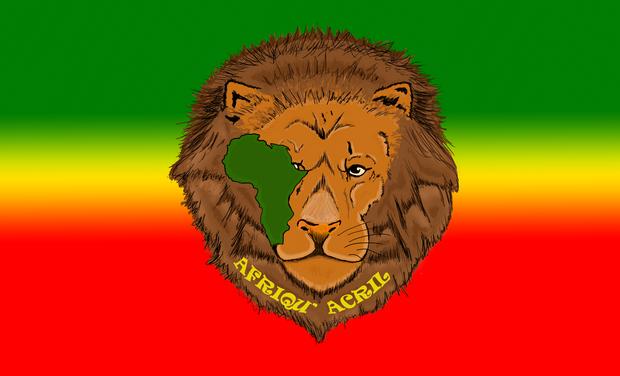 Project visual Afriqu'ACRIL = actions pour la nature !