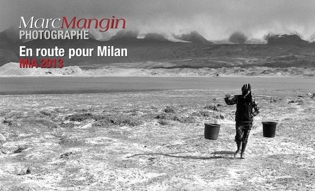 Visueel van project Mangin au MIA ! Où ? À Milano