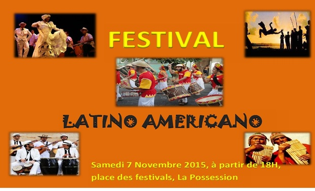 Project visual Festival Latino Americano
