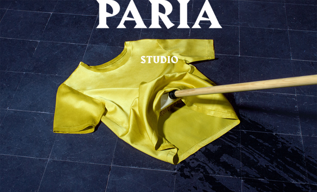 Project visual PARIA STUDIO, la mode qui prend son temps