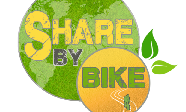 Project visual Share by bike