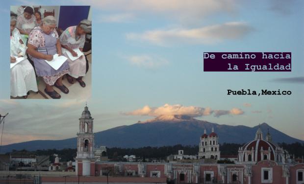 Visueel van project DE CAMINO HACIA LA IGUALDAD