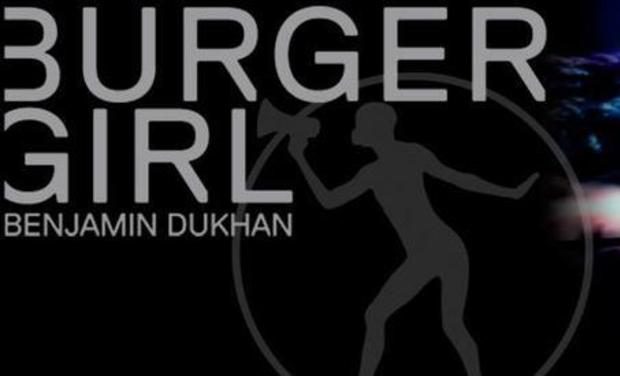 Project visual THE BURGER GIRL/ NEW VIDEO CLIP FUNDRAISING