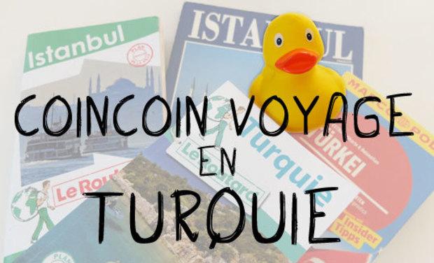 Project visual Coincoin voyage en Turquie