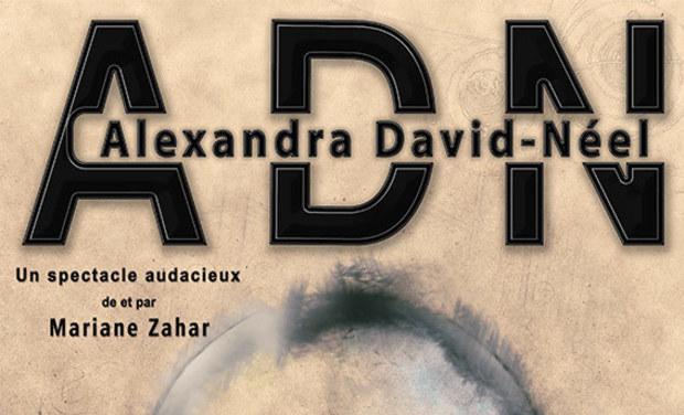 Visuel du projet ADN Alexandra David Neel
