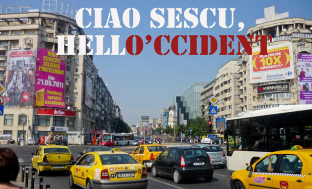Project visual Ciao șescu, hello'ccident !