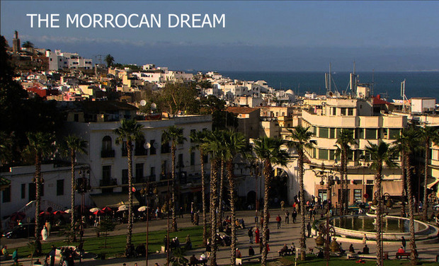 Visueel van project The Morrocan Dream