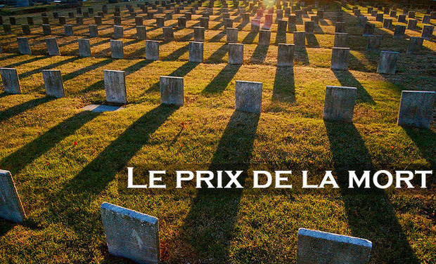 Project visual Le prix de la mort