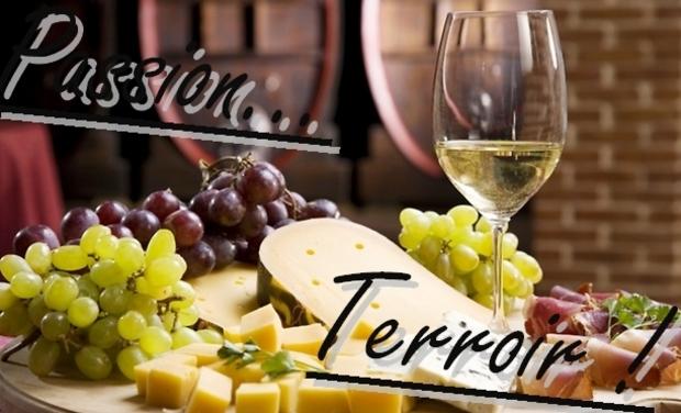 Visueel van project Passion terroir...Corse