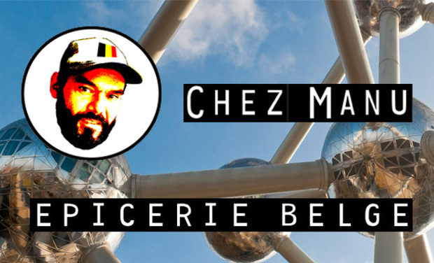 Visuel du projet Chez Manu, épicerie belge
