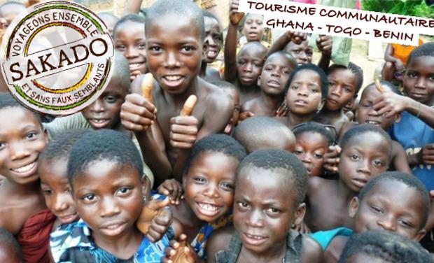 Visueel van project SAKADO - Tourisme communautaire