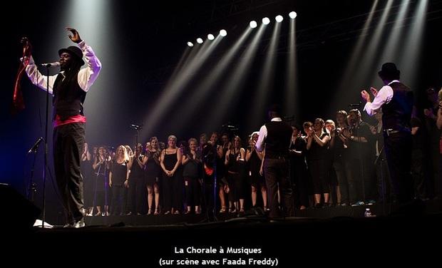 Visuel du projet La Chorale à Musiques