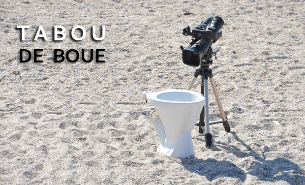 Project visual Tabou de boue