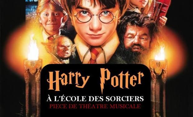 Visueel van project Harry Potter à l'école des Sorciers - Pièce de Théâtre Musicale