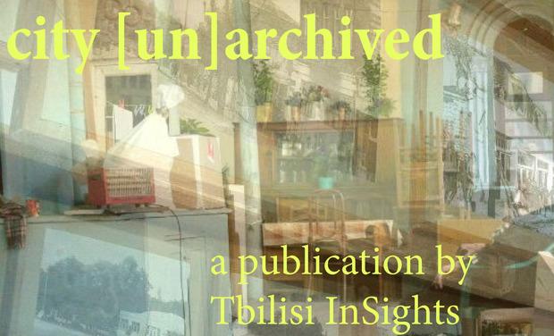 Visuel du projet city [un]archived publication