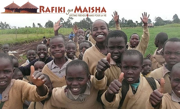 Visuel du projet Voyage humanitaire au Kenya